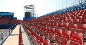 Seating for sporting event Dubai